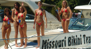 Lake of the Ozarks, MO Party Cove Gone Wild Pictures